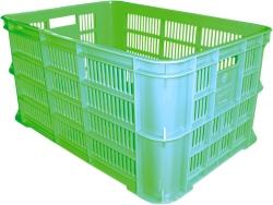 thùng nhựa HS004(61X42X31 CM)
