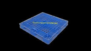 Pallet 1 mét vuông xanh